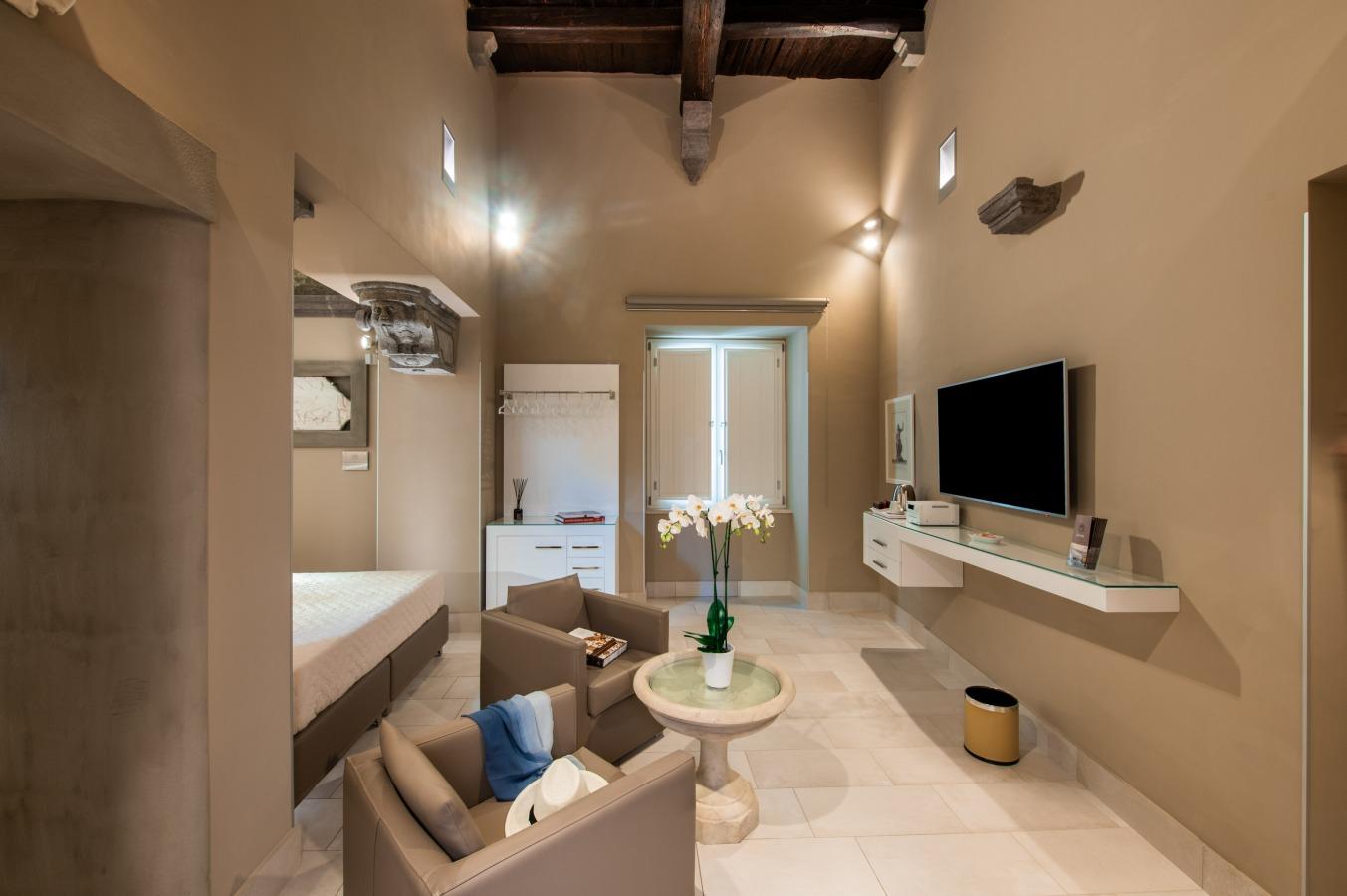 Camera Con Vasca Idromassaggio Per Due : Suite con idromassaggio nel centro di sorrento magi house antica